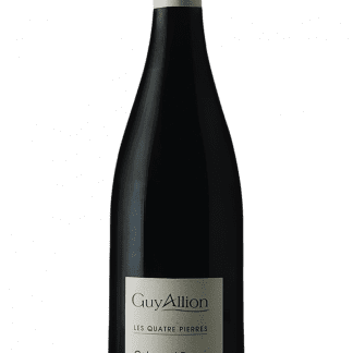 Guy Allion Les Quaders Pierres Cabernet Franc